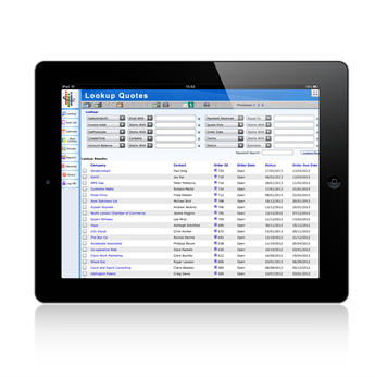 Facilities Management CRM portal